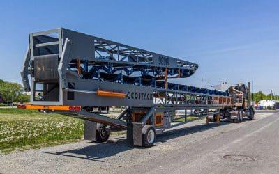 Convoyeur Ecostack 10036W neuf à louer/vendre