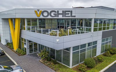 Nouvelle structure opérationnelle au sein de Voghel