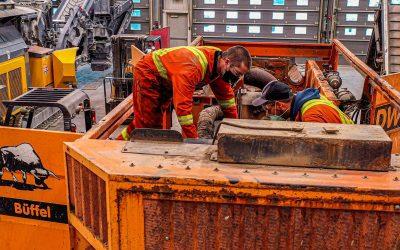Travaux d'hiver 2020-2021 : réparations et reconditionnement de vos équipements