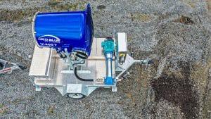 Canon à eau V-400 T (2020)