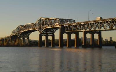 Ancien pont Champlain